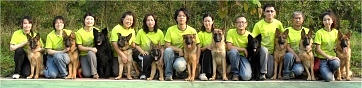 The 2nd Professional Canine Trainer Course 2009